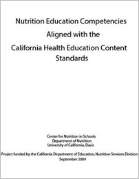 Nutrition competencies guide.