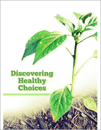 Discovering healthy choices book.