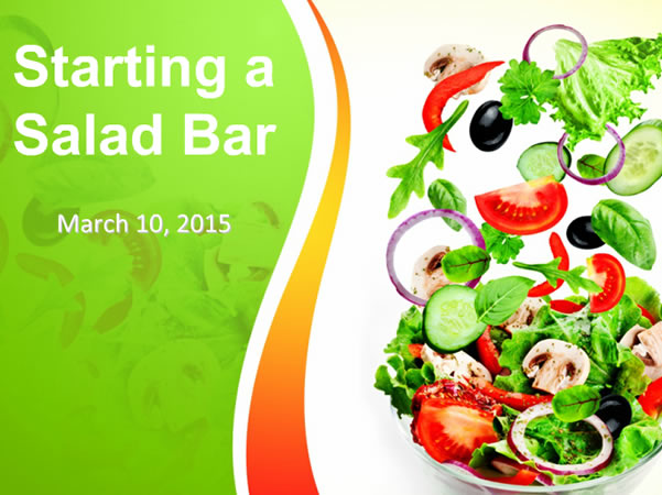 How To Start A School Salad Bar Webinar